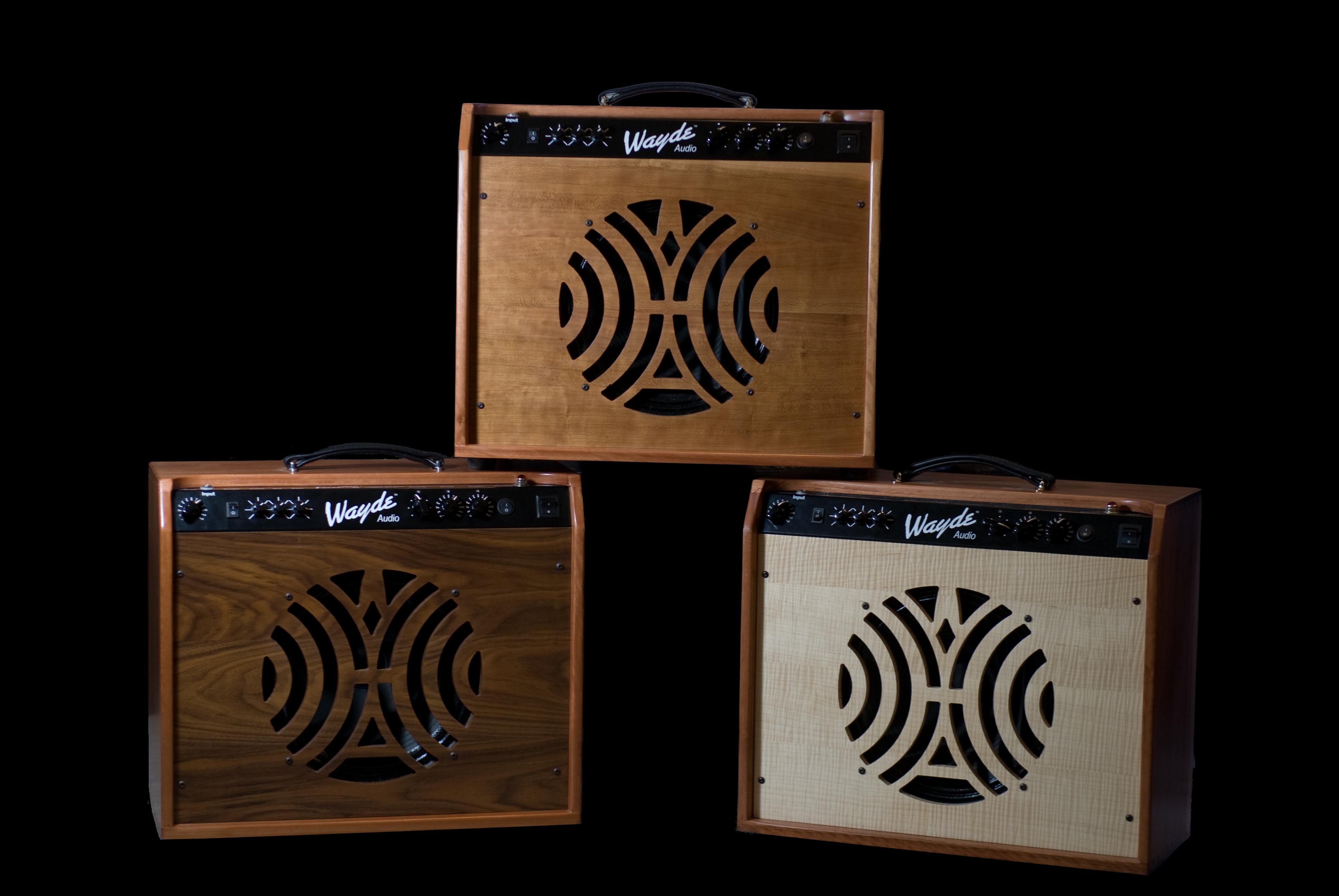 Custom Guitar Speaker Cabinets Wayde Audio Firecat Amps Home
